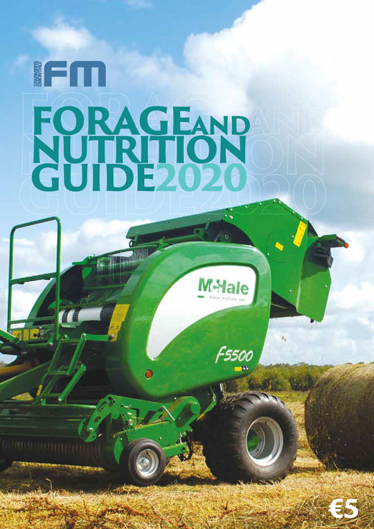 Forage and Nutrition Guide 2020